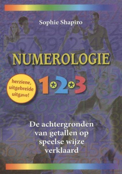 Numerologie 123 Sophie Shapiro 9789075145304 Boek Bloom Web
