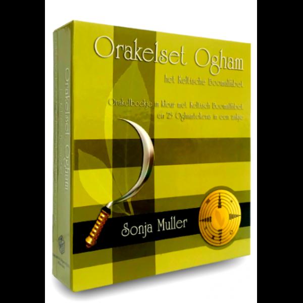 Ocham orakelset Sonja Muller 9789085080473 runen boek Bloom web
