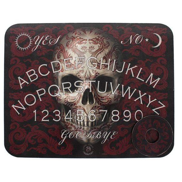 Ouijabord bestellen bij Bloom Oriental Skull