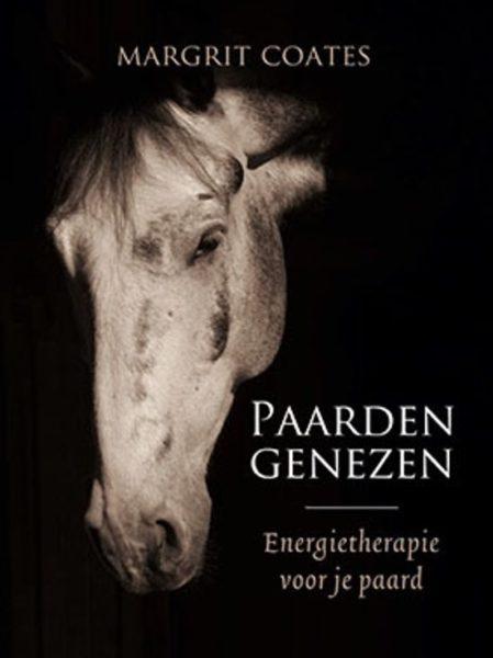 Paarden genezen Margrit Coates 9789492284068 boek Bloom web