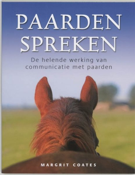 Paarden spreken Margrit Coates 9789020244045 boek Bloom web