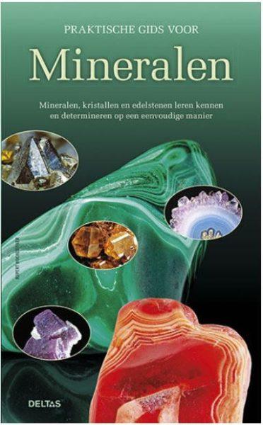 Praktische gids voor mineralen Rupert Hochleitner 9789044739312 boek Bloom web
