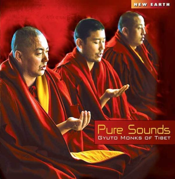 Pure Sounds The Gyuto Monks Of Tibet Cd 0714266310628 Muziek Bloom Web