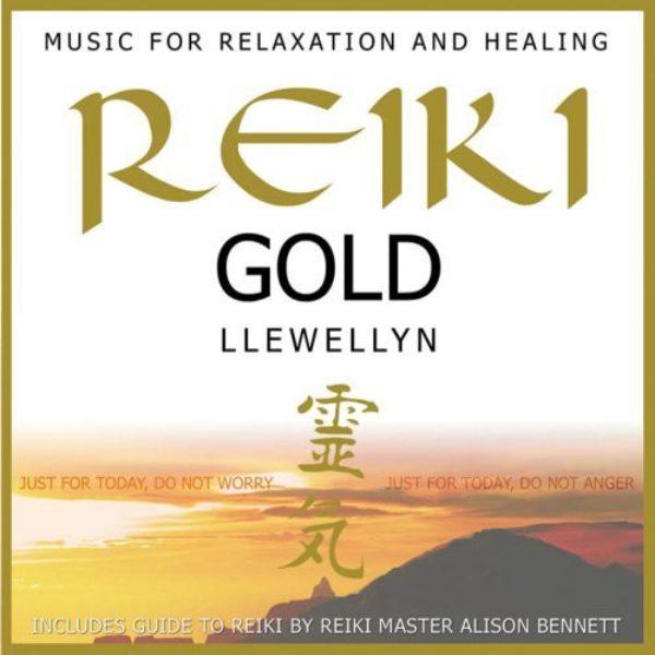 Reiki Gold Llewellyn CD 5060090220493 Muziek Bloom web