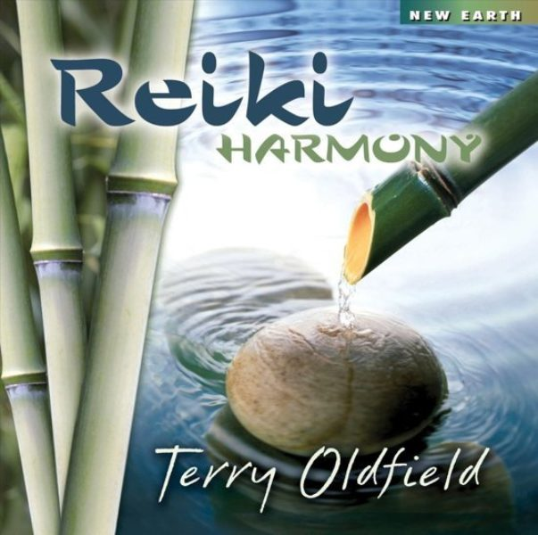 Reiki Harmony Terry Oldfield Cd 0714266260428 Muziek Bloom Web
