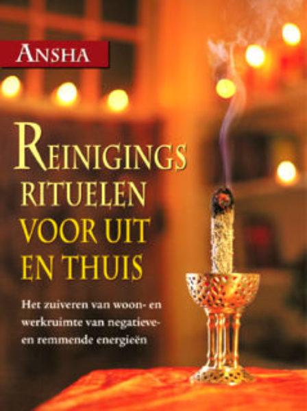Reinigingsrituelen Voor Uit En Thuis Ansha 9789063784270 boek Bloom