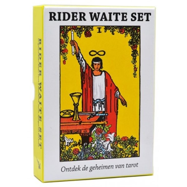 Rider Waite Set Mario Montano 9789073140172 Bloom Web