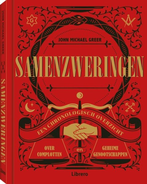 Samenzweringen John Michael Greer 9789463593113 boek Bloom web