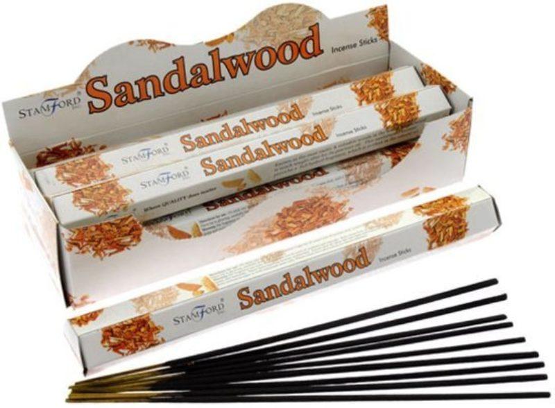 Sandelhout Wierook Voordeelpak Stamford Bloom Web