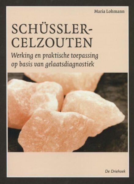 Schüssler celzouten 9789060307281 Maria Lohmann Boek Bloom Web