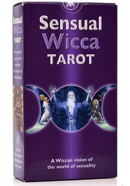 Sensual Wicca Tarot 9789063787400 Lo Scarabeo Bloom Web
