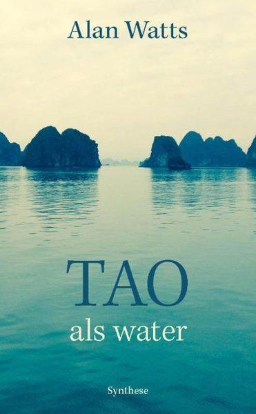 TAO als water Alan Watts 9789062711208 boek Bloom web