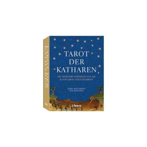 Tarot der Katharen John Matthews 9789089988348 kaarten Bloom web