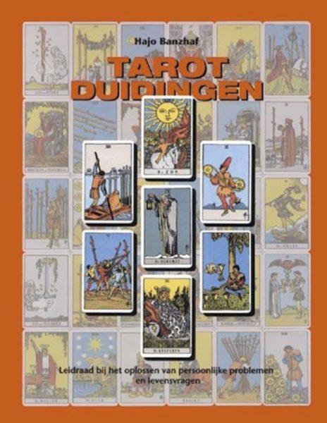 Tarot Duidingen Hajo Banzhaf 9789063782719 Boek Bloom Web