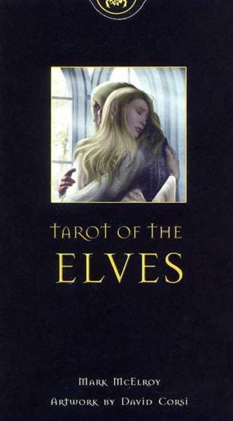 Tarot of the elves Mark Mc Elroy 9780738711720 kaartenset original Bloom web