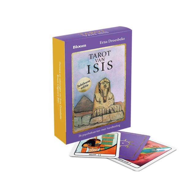 Tarot van isis kaarten  9789072189271 kaartenset Bloom web