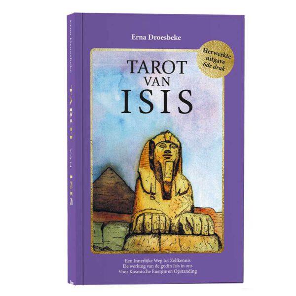 Tarot van isis boek Erna Droesbeke 9789072189257 boek Bloom web