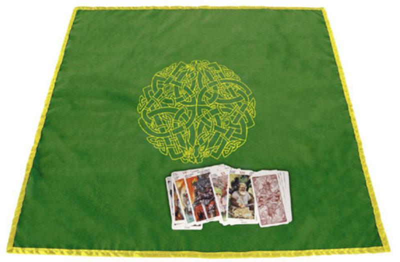 Tarotkleed Keltisch Labyrint Bloom Webshop Kaartleggen