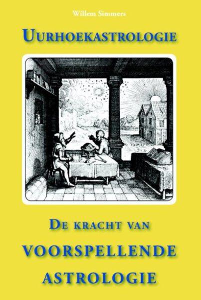 Uurhoekastrologie Willem Simmers 9789077677605 boek Bloom web