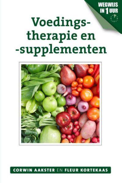 Voedingstherapie en supplementen 9789020211993 Corwin Aakster en Fleur Kortekaas Ankertje boek Bloom Web