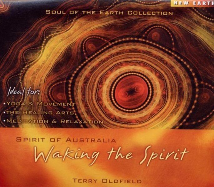 Waking The Spirit Terry Oldfield Cd 0714266301022 Muziek Bloom Web