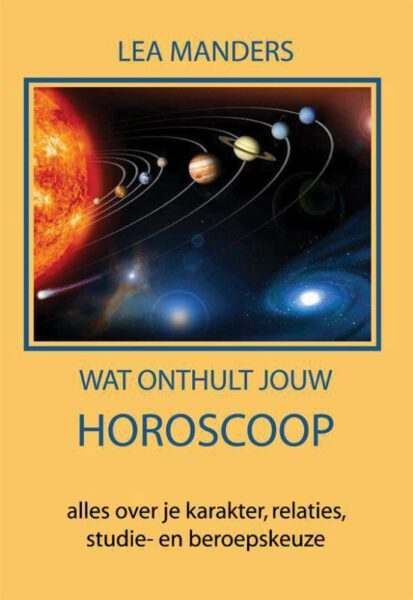 Wat onthult jouw horoscoop 9789077677315 Lea Mander boek Bloom Web