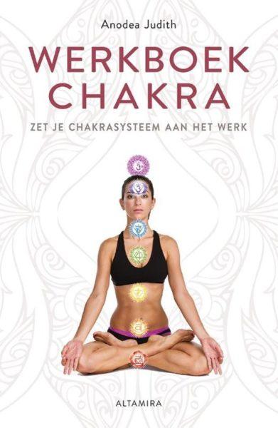 Werkboek chakra Judith Anodea 9789401302067 boek Bloom web