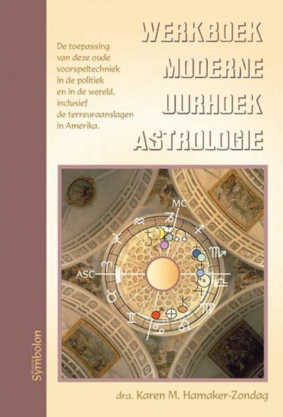 Werkboek moderne uurhoekastrologie 9789074899796 Karen M Hamaker Zondag Boek web