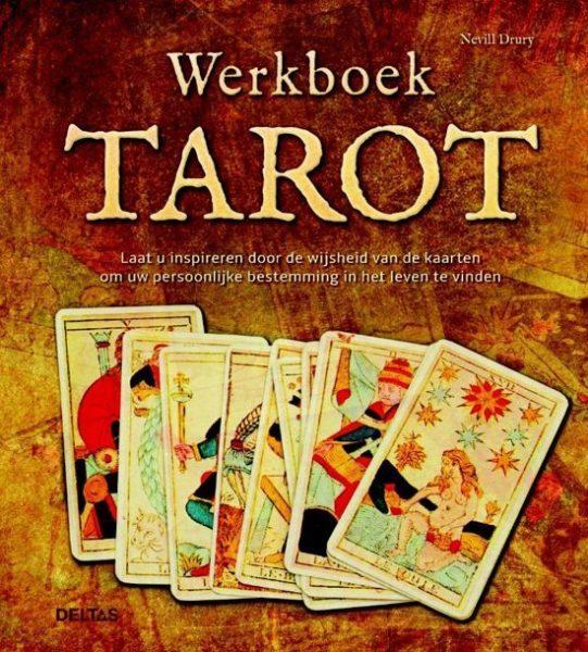 Werkboek Tarot Nevill Drury 9789044749762 Boek Bloom Web