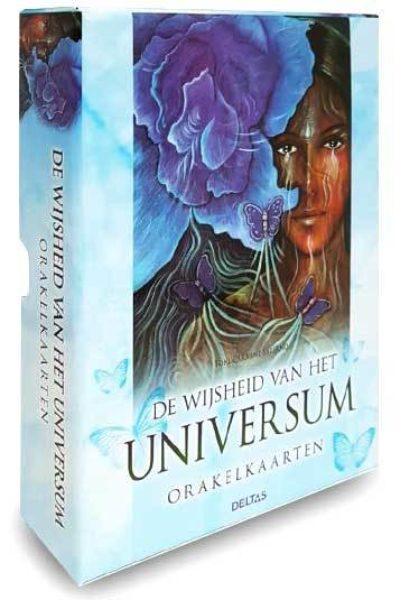 Wijsheid van het universum Toni Carmine Salerno 9789044735680 kaarten boek set Bloom web