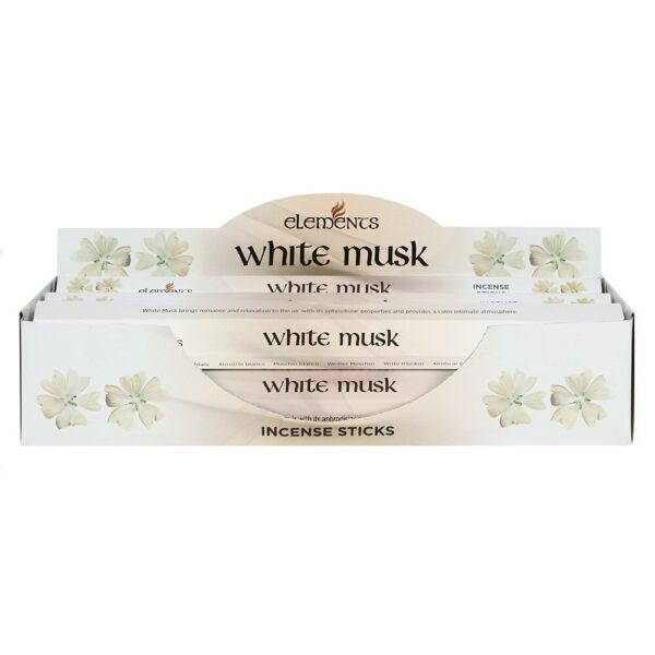 Witte Musk subtiele geur voordeelpak Bloom Web