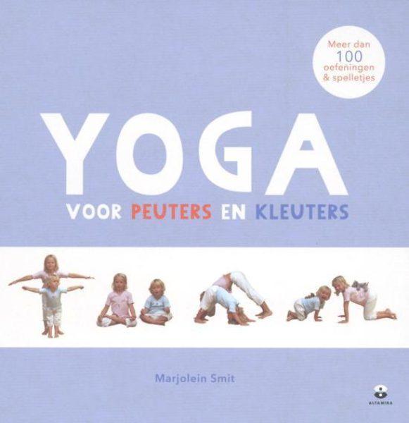 Yoga voor peuters en kleuters Marjolein Smit 9789401303729 boek Bloom web