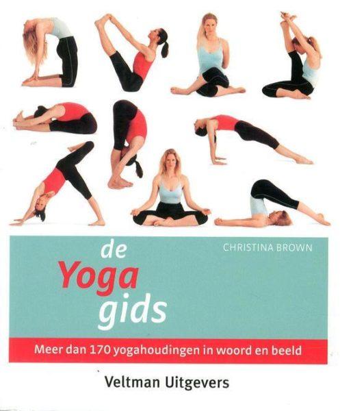 Yogagids Christina Brown 9789059203372 boek Bloom web