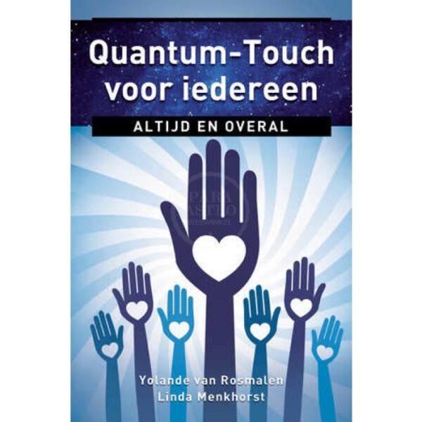 Quantum Touch Voor Iedereen Linda Menkhorst Yolande Van Rosmalen Boek Cover 9789020211184