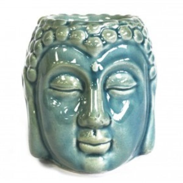 Boeddha Aroma diffuser Blauw Bloom