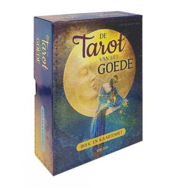 De Tarot Van Het Goede Colette Baron Reid 9789044750959 boek en kaartenset Bloom web