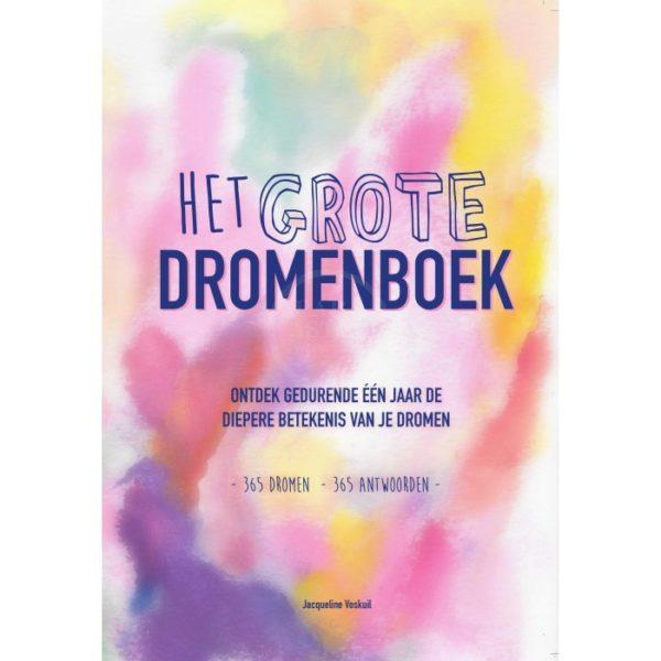 Het Grote Dromenboek Jacqueline Voskuil web 9789072189141