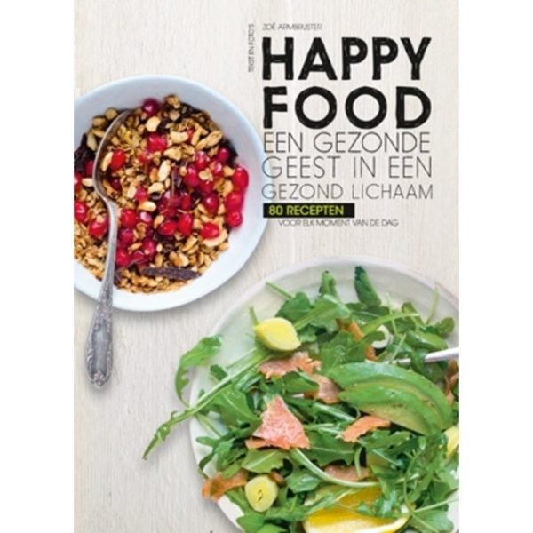 Happy Food 9789463540407 Zoé Armbruster Bloom Web