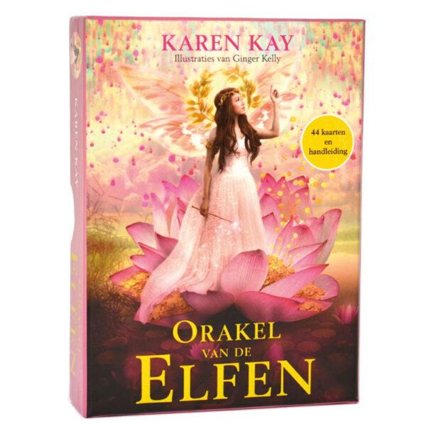 Orakel van de Elfen 9789085082385 Karen Kay doos Bloom web