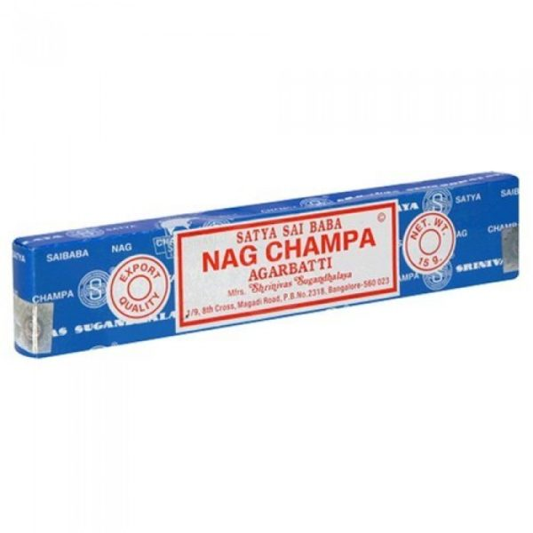 Nag Champa Wierook 3 pakjes Bloom web