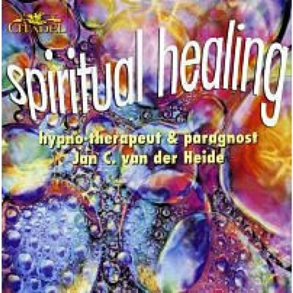 CD Spiritual Healing Jan van der Heide Bloom