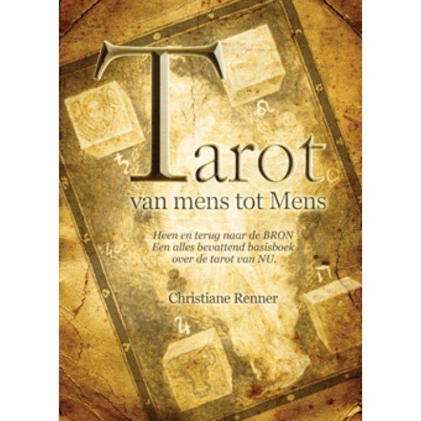Boek Tarot Van Mens Tot Mens 9789063789718 Christianne Renner Bloom Web