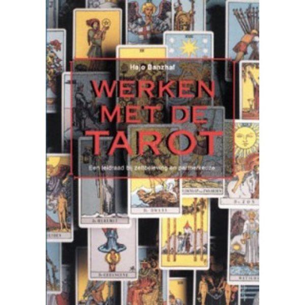 Werken Met De Tarot Hajo Banzhaf 9789063782283 boek Bloom