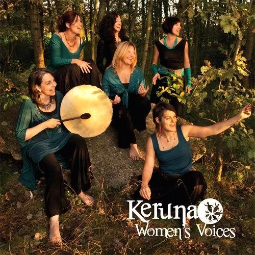CD Keruna Women's Voices 1