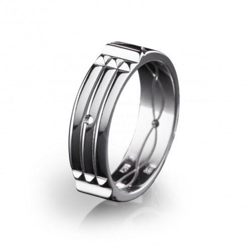Atlantische ring - zilver